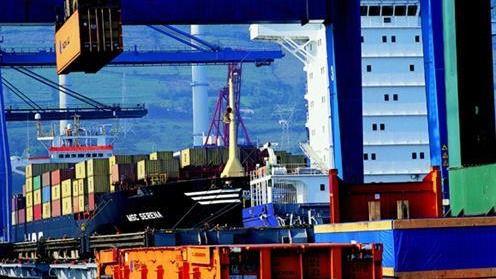 Las exportaciones siguen marcando máximos históricos, con un aumento del 9,1% hasta septiembre