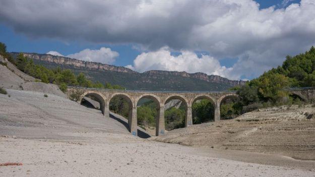 La reserva hidráulica española se encuentra al 36,7 por ciento de su capacidad
