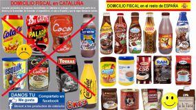 No boicoteen los productos catalanes