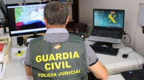 La Guardia Civil desmantela una red de financiación ligada a Al Qaeda