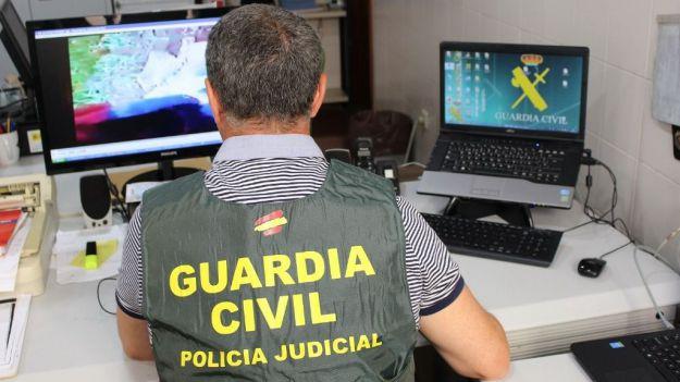 La Guardia Civil desmantela una red de financiación ligada a Al Qaeda