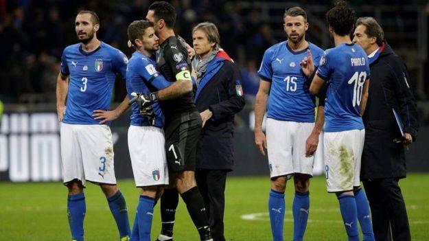 Italia irreconocible