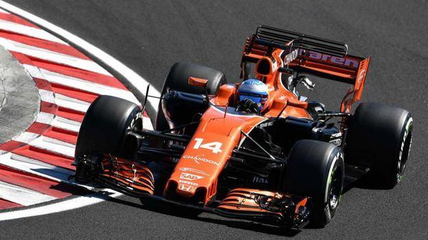 Fernando Alonso es optimista con su coche este año