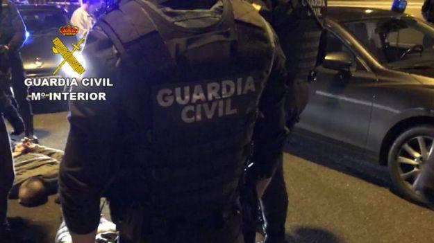 Encontrado en Tarragona un hombre que había sido secuestrado en Rentería