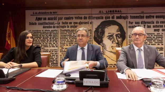 El despliegue de Cataluña el 1 de octubre costó 87 millones