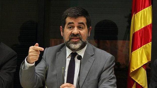 Mi sucesor será Jordi Sánchez