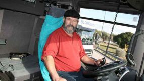 La Guardia Civil multa a casi 3.000 conductores profesionales por infracciones graves