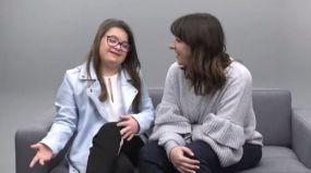 Down España muestra la auténticidad de las personas con Síndrome de Down