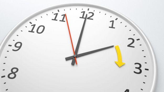Cambio de hora: Este fin de semana hay que adelantar una hora los relojes