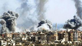La ONU pide moderacion en Siria al grupo aliado