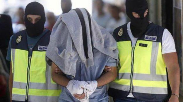 Marruecos y España detienen a cinco presuntos yihadistas