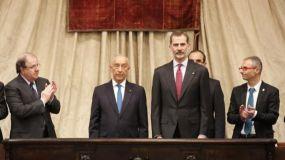 Felipe VI sentencia a actualizarse a las Universidades Españolas