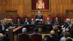 Jueces y Fiscales piden independencia y medios