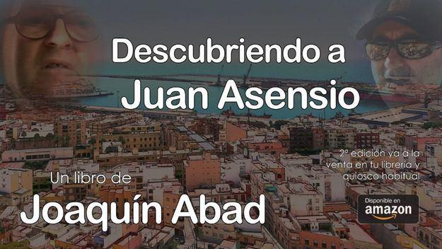 Joaquín Abad presenta su polémico libro 'Descubriendo a Juan Asensio'