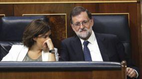 La moción de censura de Rajoy será el jueves