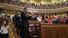 Pedro ave fénix Sánchez alcanza la presidencia