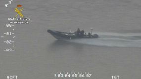 Incautadas 6 toneladas de hachís en el río Guadalquivir