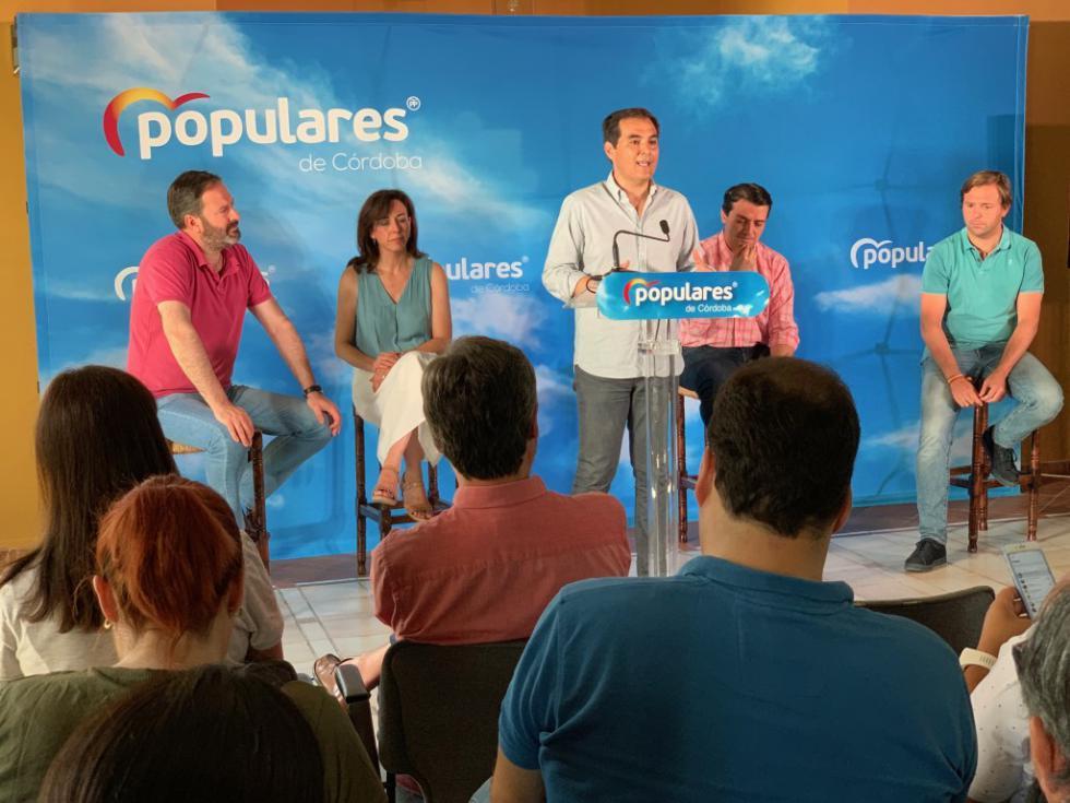 """Nieto: """"Andalucía va a tener una estructura económica fuerte que no ha tenido nunca"""""""