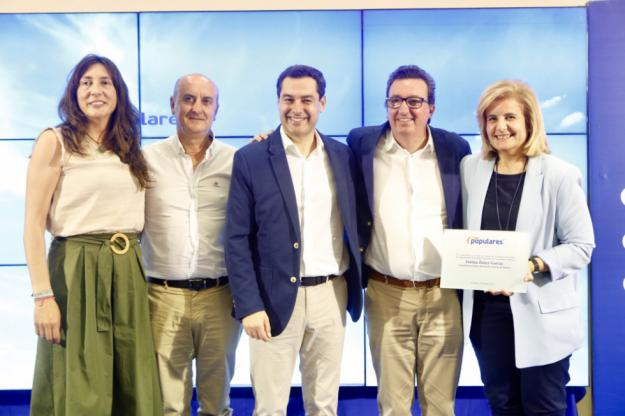 """Moreno: """"El Gobierno del Cambio lo es también del diálogo"""""""