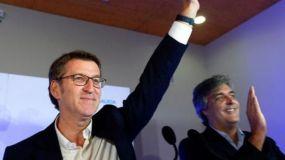 Feijóo no quiere abandonar a los gallegos