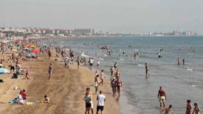 Los termómetros superan ya los 40 grados en España