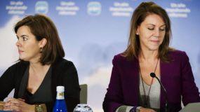 Dolores de Cospedal, Soraya Sáenz de Santamaria, Pablo Casado y José Ramón García Hernández son los candidatos a dirigir el PP