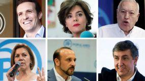 Menos de 65.000 afiliados serán quienes elijan al sucesor de Rajoy