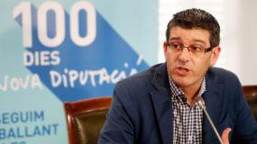 La corrupción reaparece en la diputación de Valencia