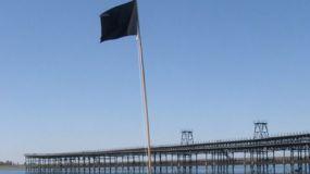 España se lleva casi 50 banderas negras