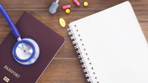 Planificar tu viaje previene posibles problemas de salud