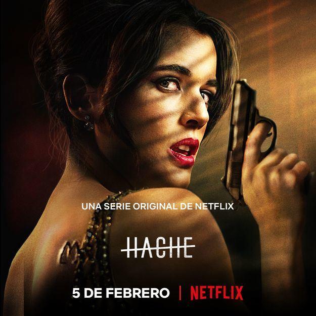 Netflix: Primeras imágenes de la nueva temporada de 'Hache'