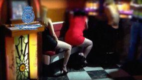 12 detenidos en una operación contra la explotación sexual de mujeres en clubes de alterne de Cádiz, Córdoba y Sevilla