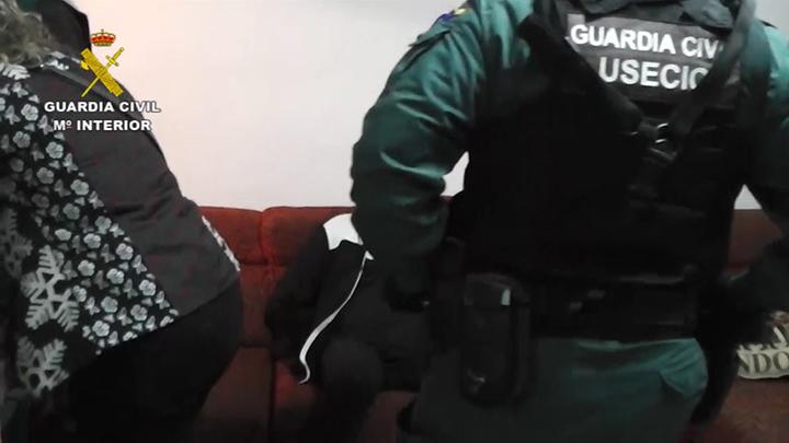 Detenidos en España por un intento de homicidio en Francia