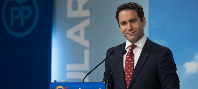 """García Egea afirma que las negociaciones """"avanzan"""""""