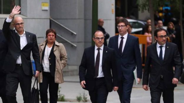 El Supremo impide que Turull pueda ser nombrado President de Cataluña