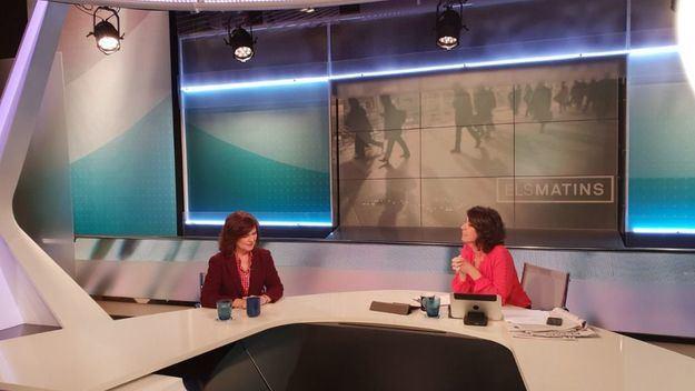Carmen Calvo: 'Trabajamos para que Cataluña sienta que el Gobierno de España es su gobierno'