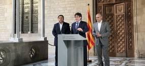 Guerra presupuestaria en Cataluña