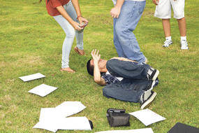 La violencia fisica escolar es muy real y la sufren el 30% de los alumnos