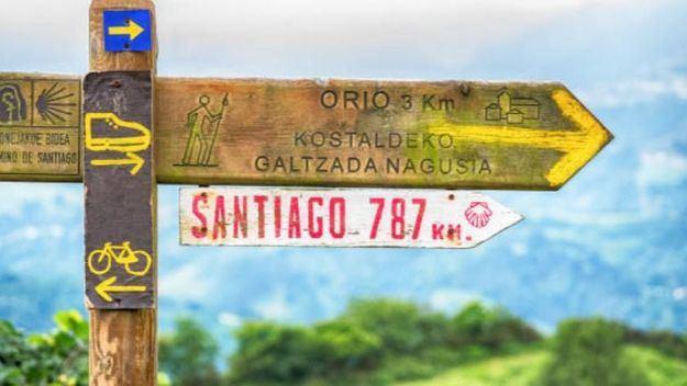 El Camino de Santiago ha sido, y es, la ruta más antigua y más concurrida del viejo continente.