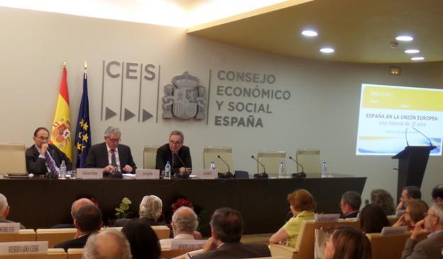 El Comite Económico y Social advierte de que 'el favorable panorama económico se enfrenta a desequilibrios'