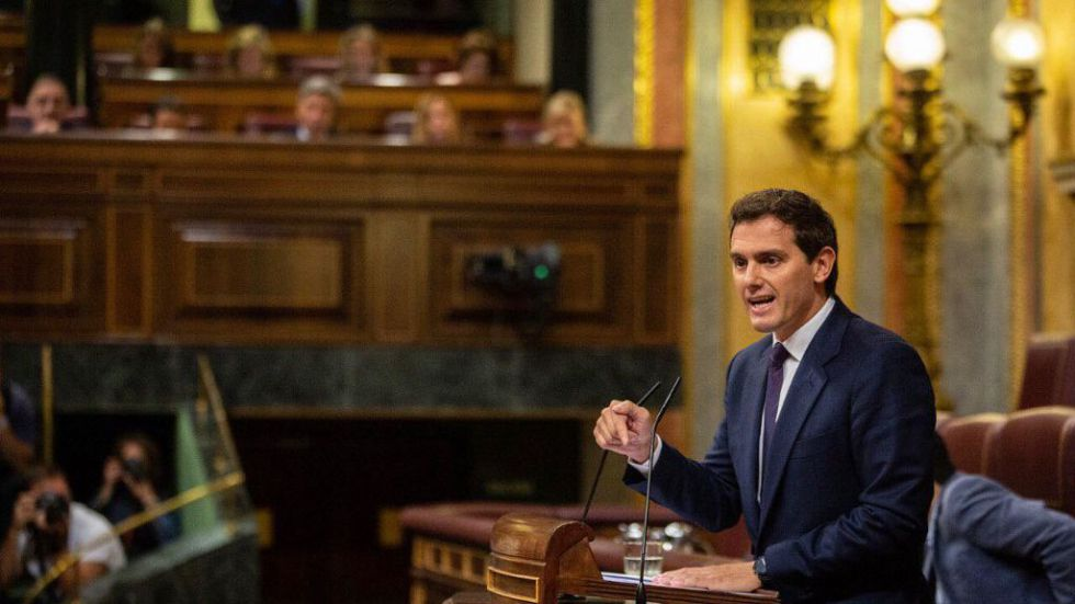 Rivera a Sánchez: 'El fracaso de la euroorden es también el fracaso de España'