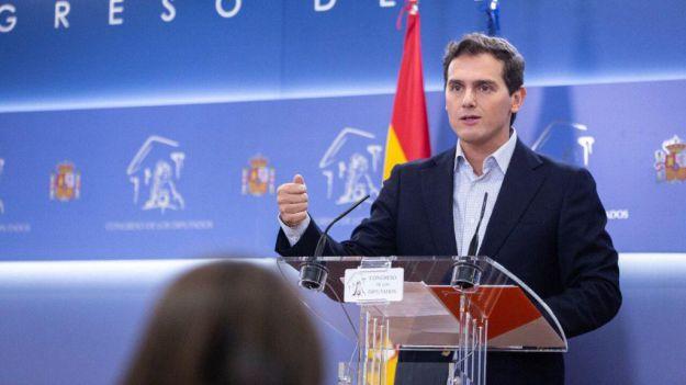 Ciudadanos reitera 'nuestra mano tendida a Sánchez'