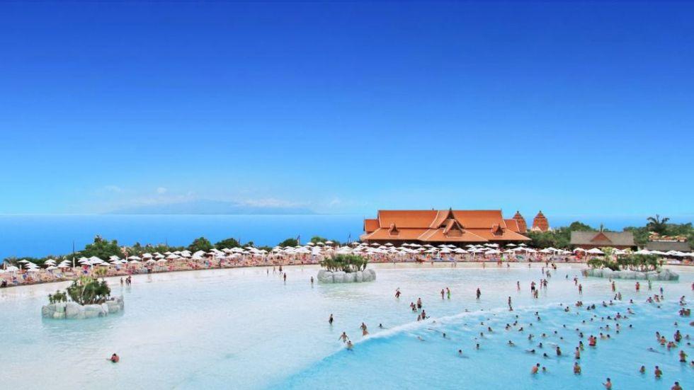 Siam Park es reconocido como parque acuático del año