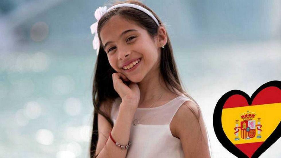 Eurovisión Junior 'Marte', una canción de unidad, esperanza y defensa de nuestro planeta para Eurovisión Junior