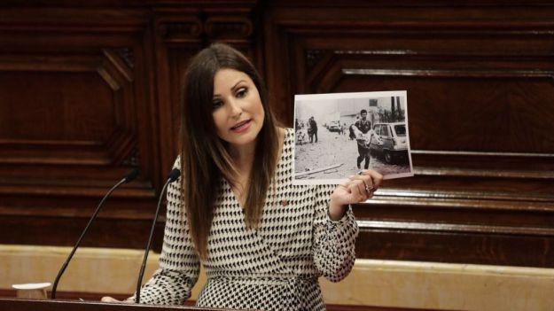 Roldán a Torra: '¿Es usted el President de la Generalitat o el cabecilla de los CDR?'