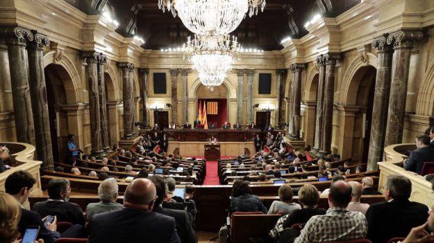 Roldán: 'Esta moción de la convivencia puede ser el primer paso para una nueva Cataluña en la que haya sitio para todos'