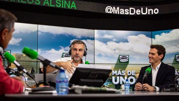 Rivera: 'Pido al PSOE que rectifique y hablemos de un Gran Acuerdo Nacional ante una situación excepcional'