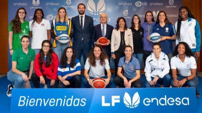 Endesa cierra el círculo del baloncesto con la Liga Femenina