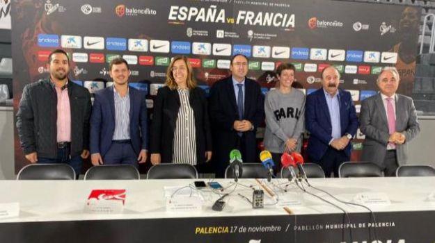 Las campeonas de Europa jugarán contra Francia en Palencia y Zamora
