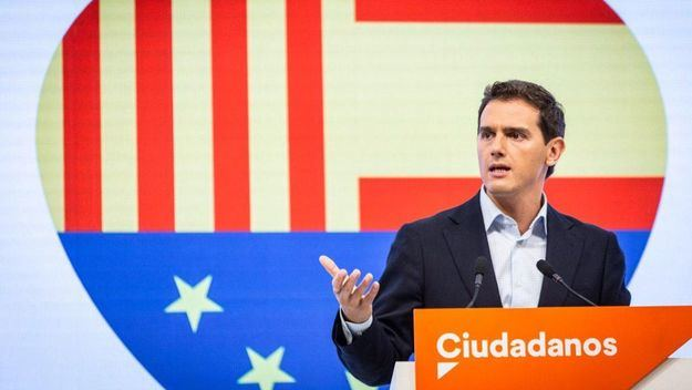 Rivera: 'Hay que llegar a un acuerdo de Estado para garantizar la Constitución en todos los lugares de España'